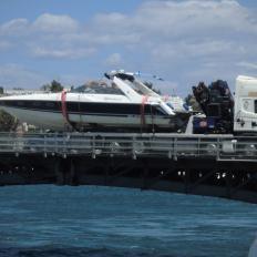Speedboat Transportation