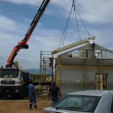 Prefabricated Houses, Chambers